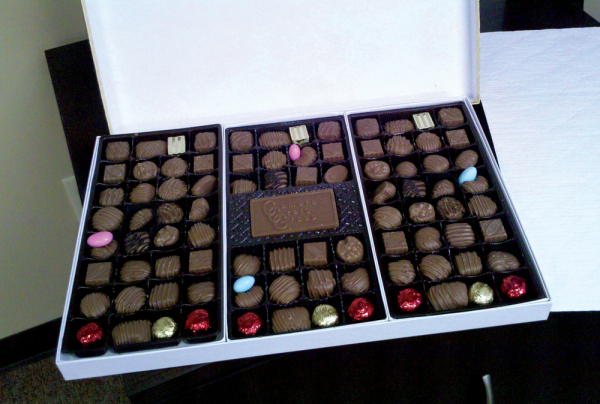 Maria Hemminger's Chocolates