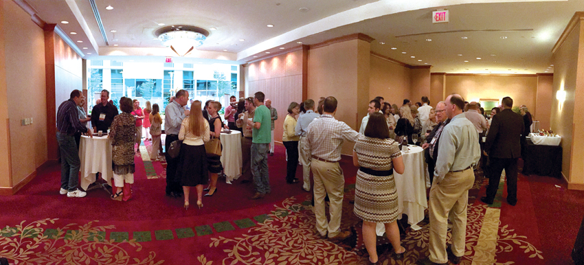 10 reasons recruiters attend networking events