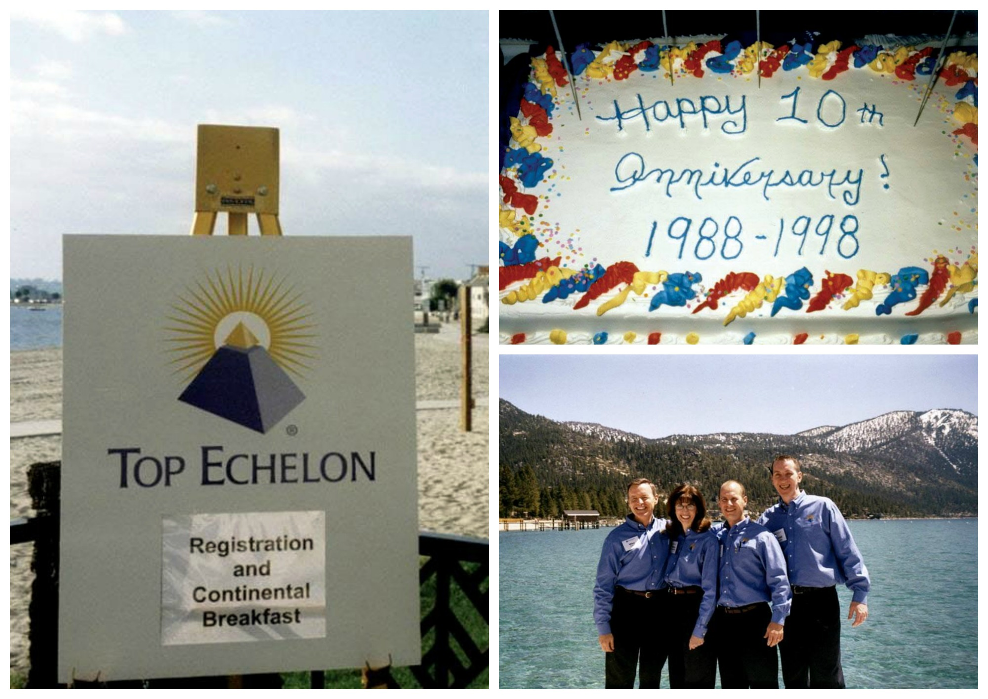 celebrate 28 years with Top Echelon