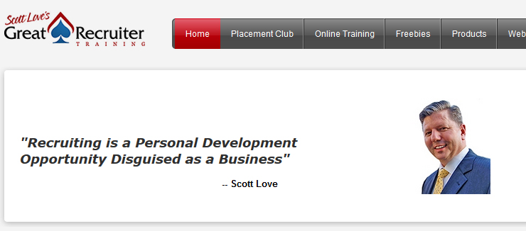 Scott Love website