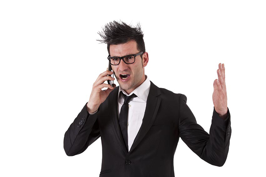 Recruiter angry about losing a placement fee