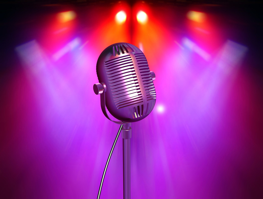 Microphone for recruiters to change their tune