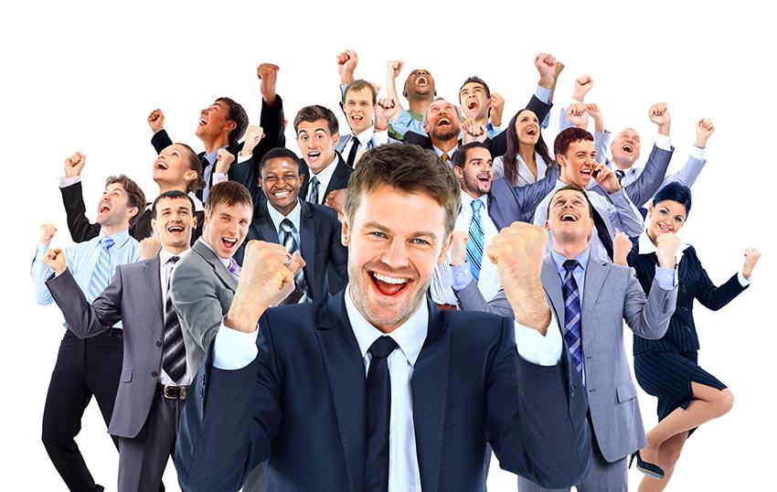 Optimistic Top Echelon Network recruiters