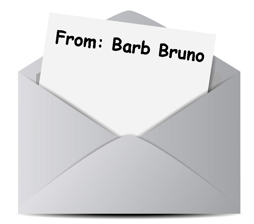 A special message from Barb Bruno