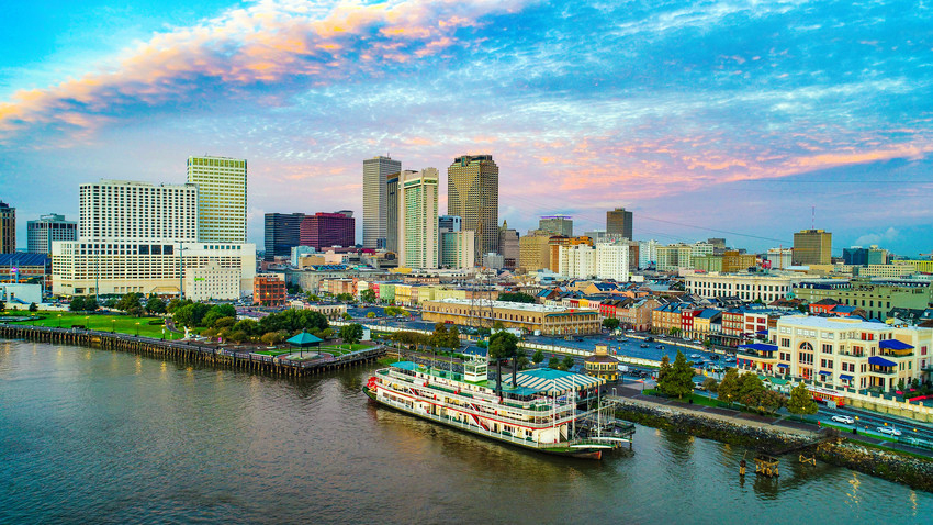 Top Echelon Network's New Orleans convention