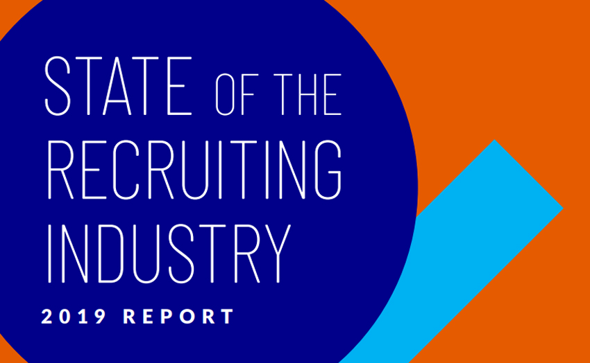 Top Echelon's 2019 State of the Recruiting Industry Report